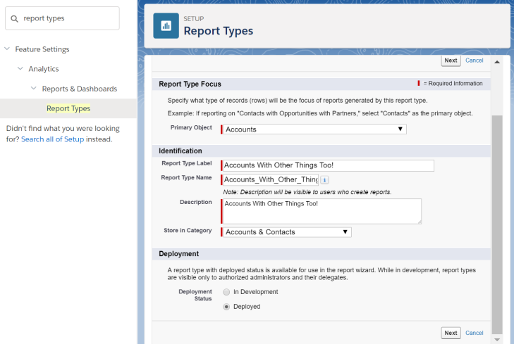 Create Custom Report Types.PNG